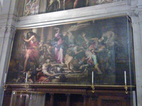 Scuola Grande di San Rocco: Tele da capolavoro!