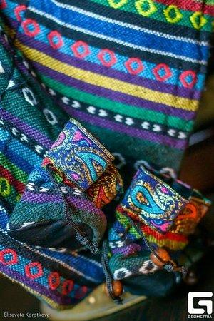 Baku: Oriental decorations