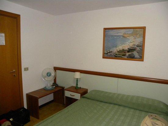 Hotel Ulivo: 3-х местный номер