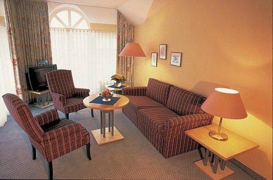 Upstalsboom Strandhotel: Suite