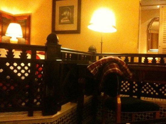 Palmeraie Palace: room