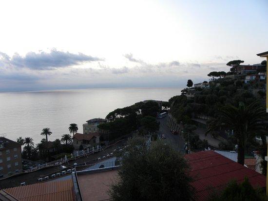 Hotel Ulivo: Вид из номера
