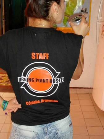 Turning Point Hostel: Staff/Cocina