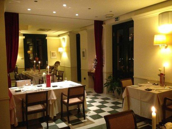 Hotel Dobra Vila Bovec: DINNER TIME...