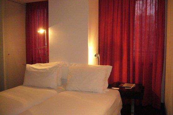 Hotel Porto Trindade : Cama