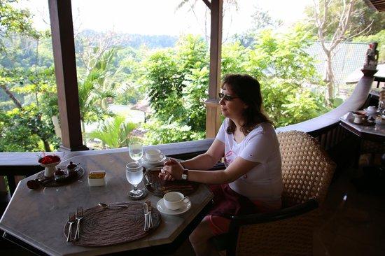 Pita Maha Resort and Spa : frühstück