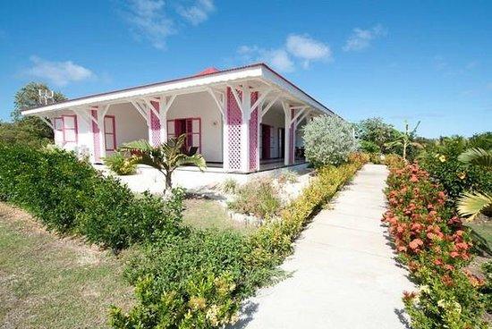 Villa cannelle picture of residence le jardin des 4 for Jardin residence