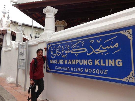 Kampung Kling Mosque: masjid kampung kling