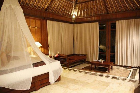 Pita Maha Resort and Spa : gartenvilla