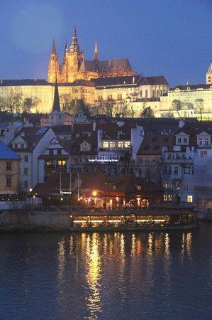 Château de Prague : Il castello di Praga