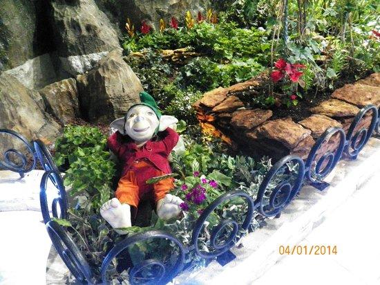 Marina d'Or Gran Duque 4*: jardin  encantado