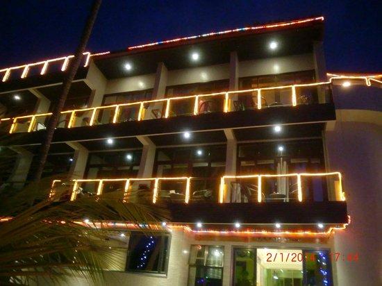 Kaani Beach Hotel: Отель