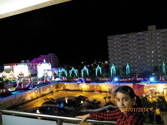 Marina d'Or Gran Duque 4*: vista de noche