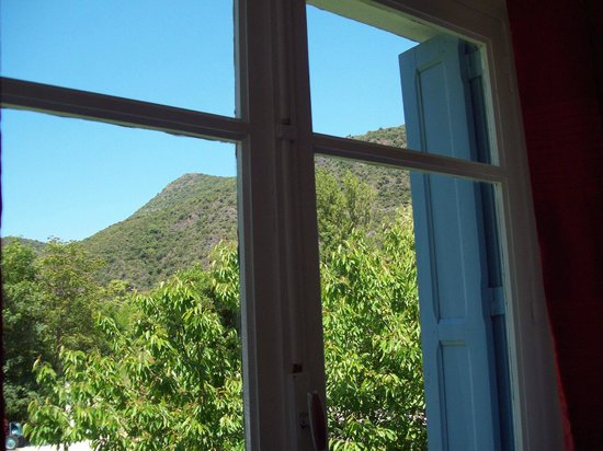 La Riviere Lune Chambre d'Hote : view from the dining room