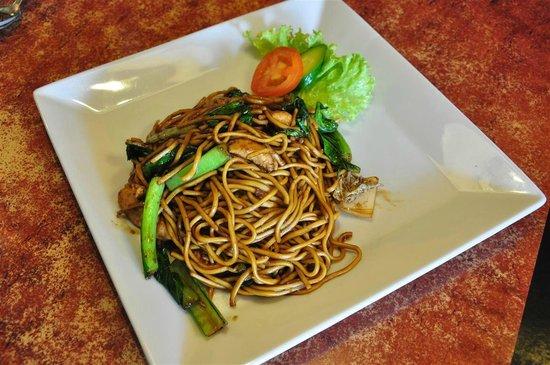 Rosendale : Fried Noodle