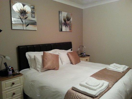 Linden Bed & Breakfast : Bedroom