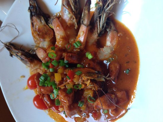 Atchafalaya : Shrimp and Grits