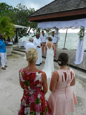 Mango Bay All Inclusive : Our wedding