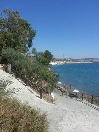 Governor's Beach Panayiotis : до моря рукой подать
