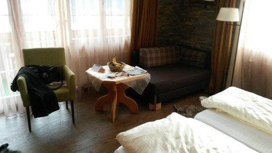 Hotel Kirchbuehl: Sitzecke