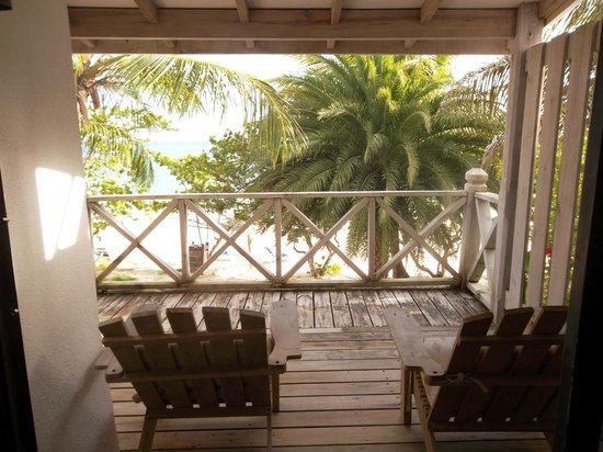 Coconut Beach Club: Balcony