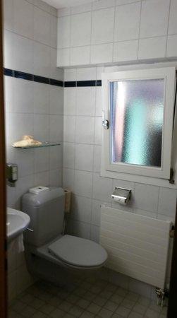 Hotel Kirchbuehl: separate Toilette