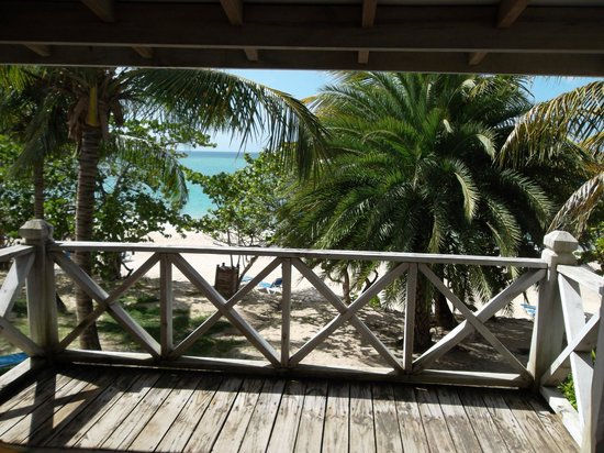 Coconut Beach Club: Our Balcony