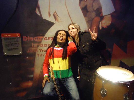 Madame Tussauds New York : Bob Marley