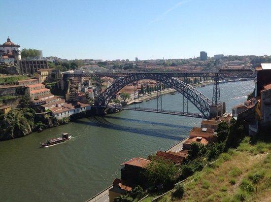 Eurostars Das Artes Hotel: Vista da ponte de ferro