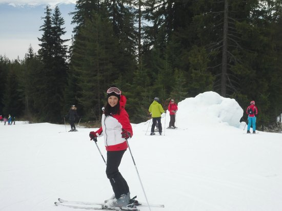 Ski Bansko Blue Track 7 Km