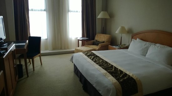 The Royale Bintang Resort & Spa Seremban: How the deluxe room looks like