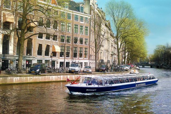 ‪See Amsterdam - Canal Cruises and Walking Tours‬