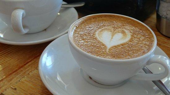 Milkbar: Great coffee