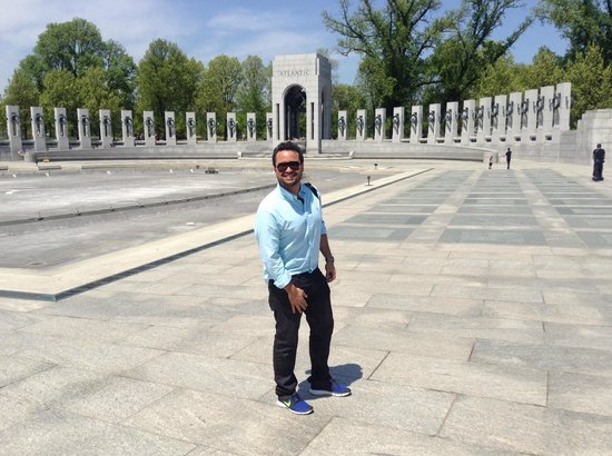 National World War II Memorial: 01