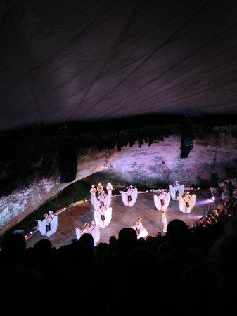 Xcaret Eco Theme Park: представление