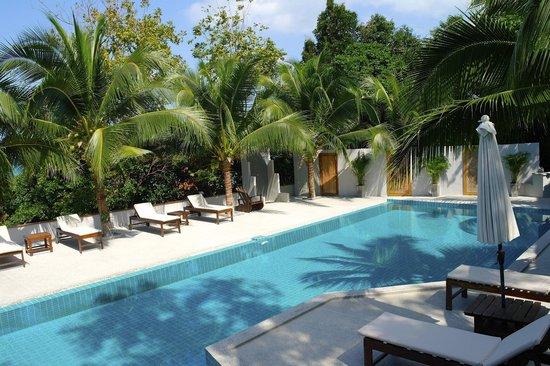 Tantawan Bungalow: Swimming Pool