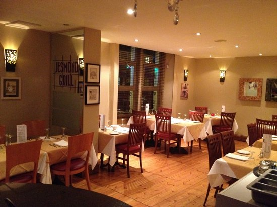 Jesmond Grill Restaurant: Private function room available