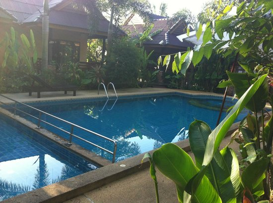 Sunda Resort: Pool