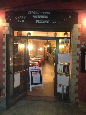 Crazy Pub Pizzeria