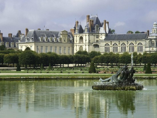 Hotels Near Fontainebleau France