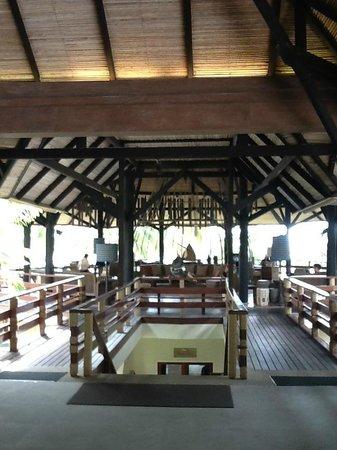 Cape Panwa Hotel: Free Wi-Fi in public areas