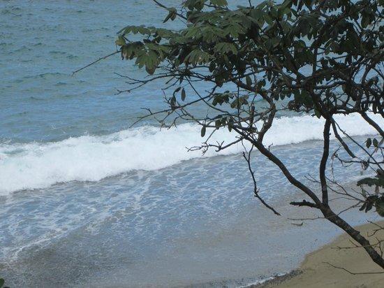 Fort Bennett: Whoppi beach
