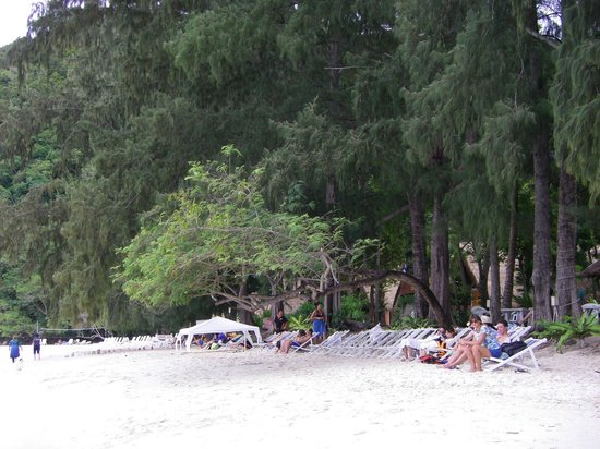Cape Panwa Hotel: Coral Island