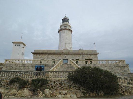 Cap de Formentor: Leuchtturm Formentor