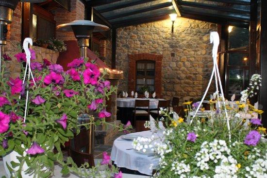 Decoración Terraza Picture Of Restaurante Casa Amancio