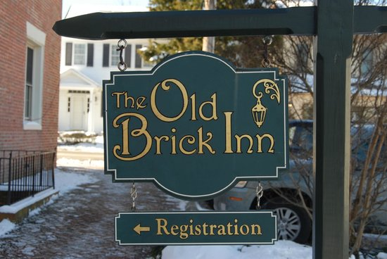 The Old Brick Inn: Old Brick Inn