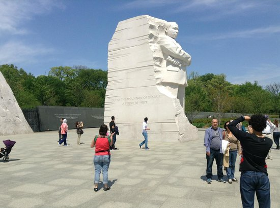 Martin Luther King, Jr. Memorial: 01