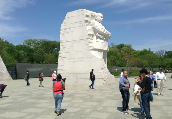 Martin Luther King, Jr. Memorial: 04