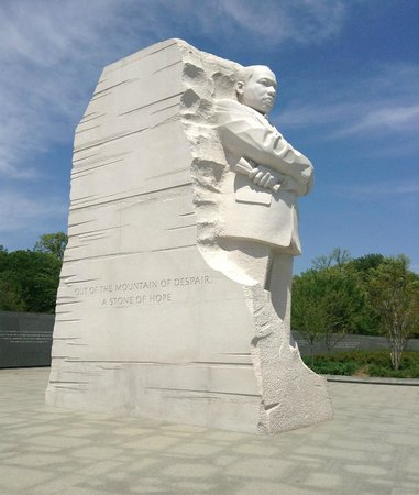 Martin Luther King, Jr. Memorial: 02