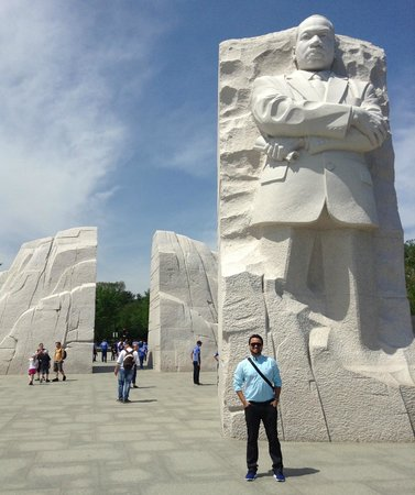 Martin Luther King, Jr. Memorial: 05